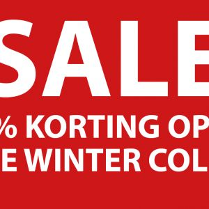 Harms Mode - 50% Korting op winter collectie